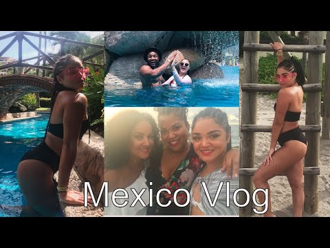 Meet my crazy fam! Mexico 2017 vlog | Lolo Saunders