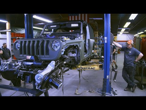 Turning the Very First Jeep JL Into A Rockcrawler - Dirt Every Day Preview Ep. 76
