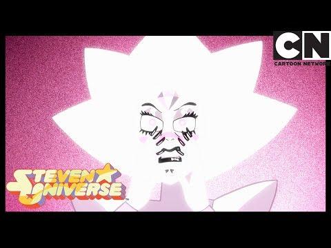 Steven Universe | White Diamond Loses Control | Change Your Mind | Cartoon Network