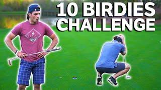 10 Birdies challenge | Matt Vs. Micah