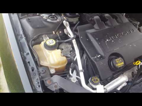 How to replace your thermostat on a lincoln mkz zephyr and fusion