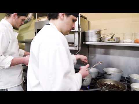 Nashua Community College Culinary Arts Program