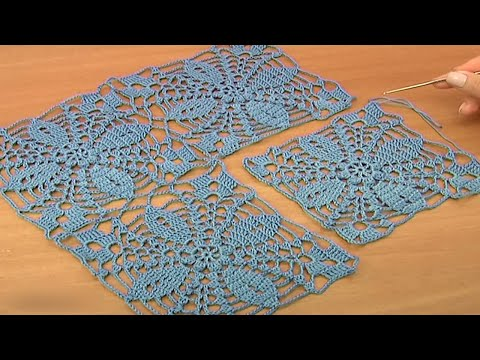 Downloadhow To Crochet Big Square Motif Tutorial 20 Part 1 Of 2
