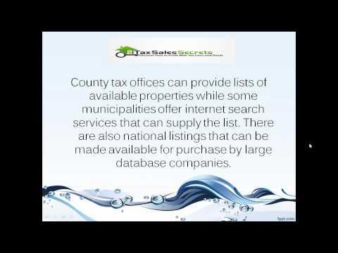State Tax Liens