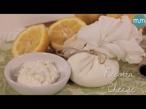 My Easy Cooking - Ricotta Cheese