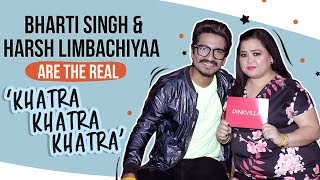 Bharti Singh & Harsh take the how well do they know each other challenge | Khatra Khatra Khatra