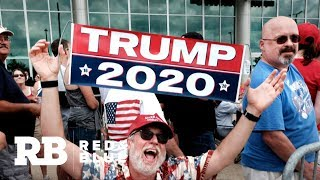 Trump in New Hampshire for 2020 campaign rally