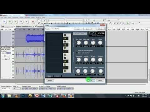 Audacity Tutorial: Professional and Simple Sound Mixing and Mastering (Step by Step)