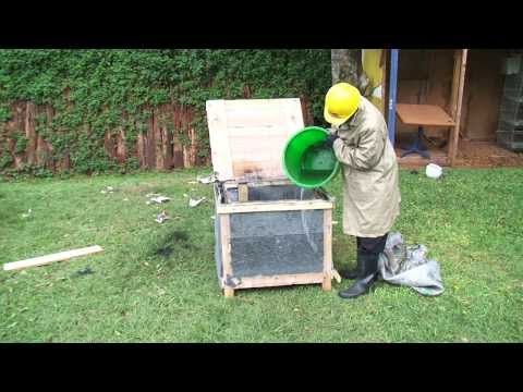 Youth in Agriculture & Trade: How to build a Charcoal Cooler