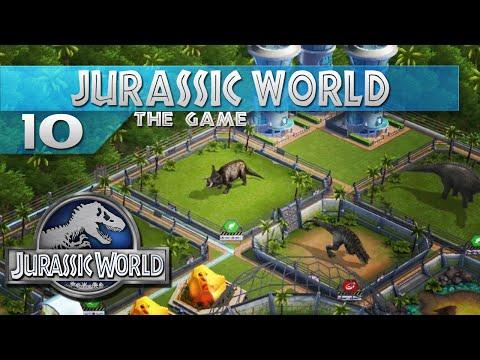 Jurassic World || 10 || Easy Missions