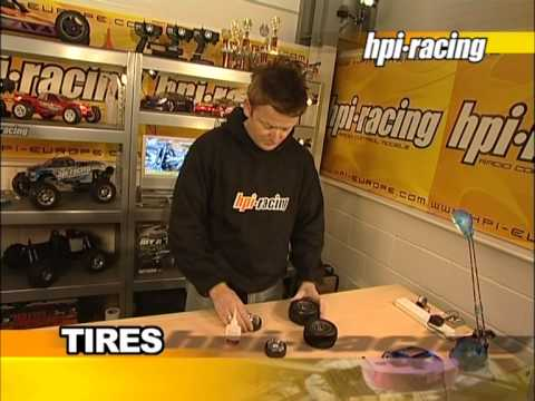 HPI Racing's General Getting Started Guide