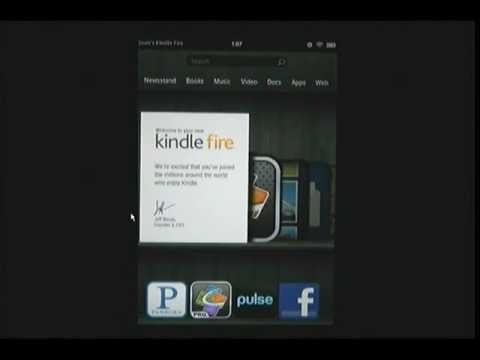 Kindle Fire Documents Transfer