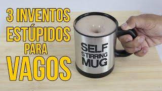 3 inventos estúpidos para VAGOS - ¡Visto en Internet!