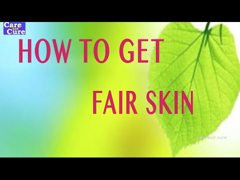 Get Fair Skin in 7 Days - Natural  || Tips to Get Fair and Glowing Skin