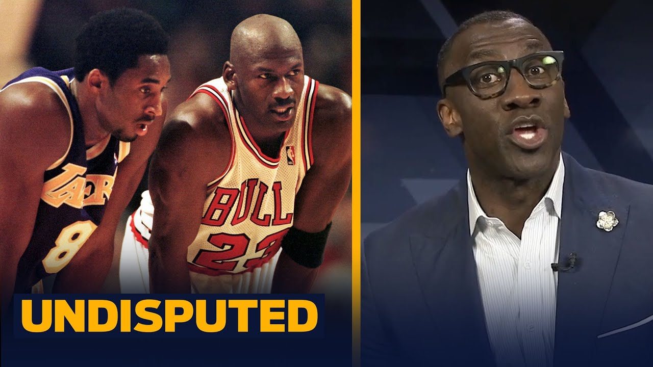 "Michael Jordan admits Kobe was ""maybe tougher than I was"" — Skip & Shannon react | NBA | UNDISPUTED"