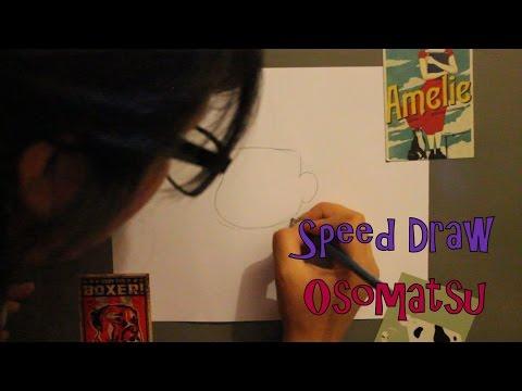 Speed draw - Osomatsu san