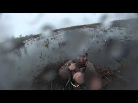 GoPro Duck Hunt TopHillOutdoors MS Delta Season Opener