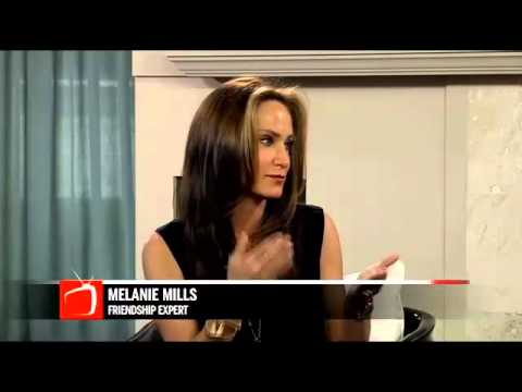 Friendship Expert Melanie Mills - Resolving Conflicts