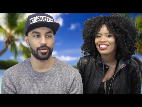 LANGUAGE CHALLENGE #2 (Guyanese Creole & Haitian Creole) w/ Shiva Kay