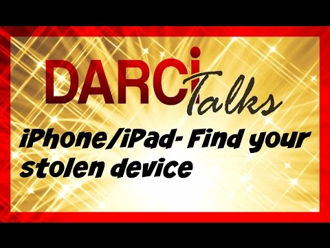 How to find my iPad or iPhone - How to find your lost or stolen device