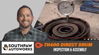 TH400 build PT  3 Front Pump - PakVim net HD Vdieos Portal
