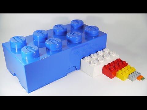 How To Build Big LEGO Bricks (2x, 3x, 4x, 6x)