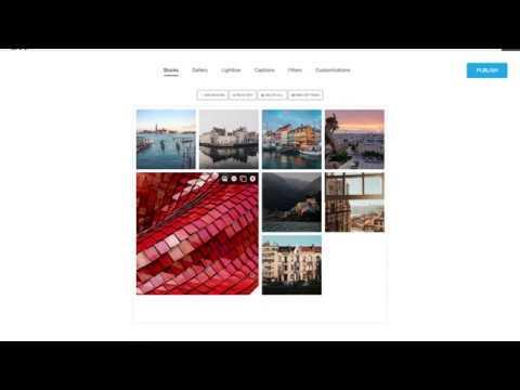 PhotoBlocks WordPress Grid Gallery