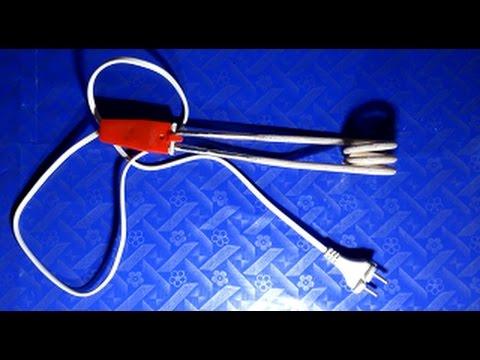 water heater rod repair