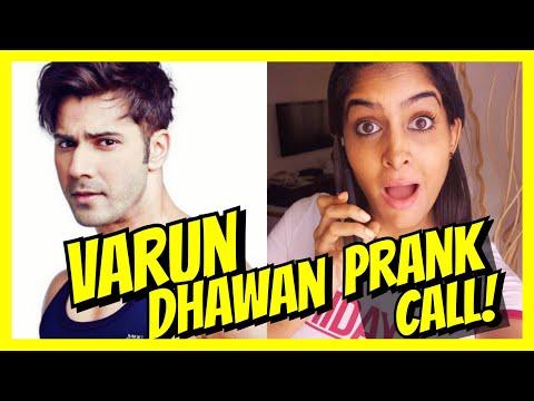 🔴 Varun Dhawan JUDWAA 2 Tinder LIVE PRANK CALL | Ep. 5