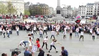 Love 146 Flash Mob - Little Bird