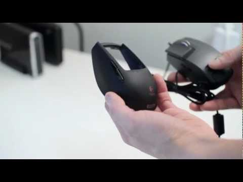 Logitech G9X Laser Gaming Mouse (Unboxd / Reviewed)