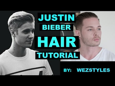 HOW TO FADE | JUSTIN BIEBER | HAIRSTYLE | UNDERCUT by WEZSTYLES