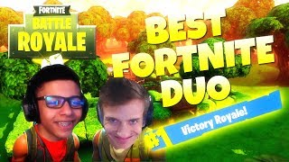 Myth & Ninja BEST FORTNITE DUO EVER - Full Stream