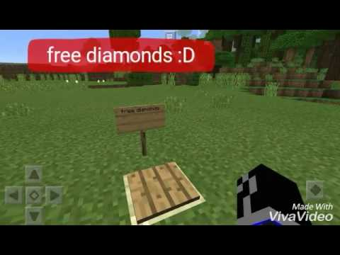 Minecraft pocket edition How to make a quick sand trap