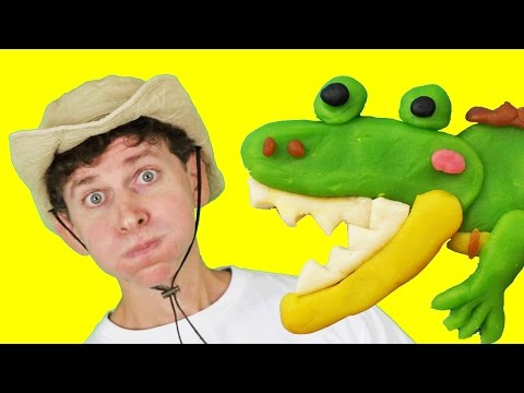 Walk In The Jungle Song with Matt | Action Song, Children's Song | Learn English Kids