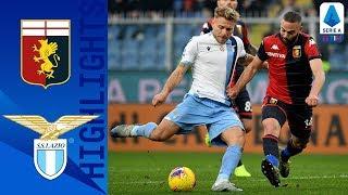Genoa 2-3 Lazio | Lazio Hold Off a Genoa Comeback | Serie A TIM