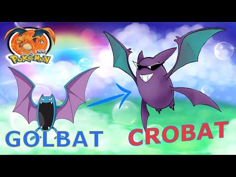 Como evoluir GOLBAT para CROBAT Pokemon Fire Red