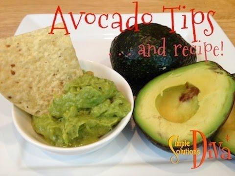 SimpleSolutionsDiva.com: Simple Avocado Tips
