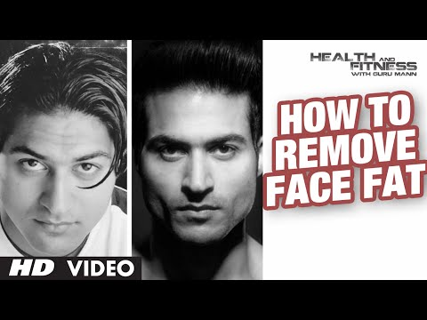 How to Remove FACE FAT | Guru Mann | Health and Fitness