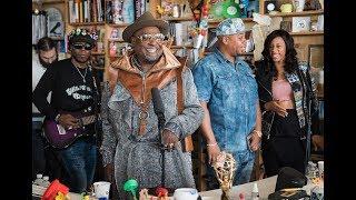George Clinton & The P-Funk All Stars: NPR Music Tiny Desk Concert