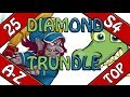TRUNDLE TOP S4 / DIAMOND / SK MOZILLA / A-Z 152 / FULL GAME COMMENTARY