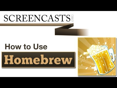 How to Use Homebrew