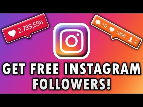 HOW TO GET 100% REAL INSTAGRAM FOLLOWERS FOR FREE WITHOUT FOLLOWING BACK OR A SURVEY!