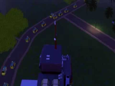Sims 3 ice cream truck glitch