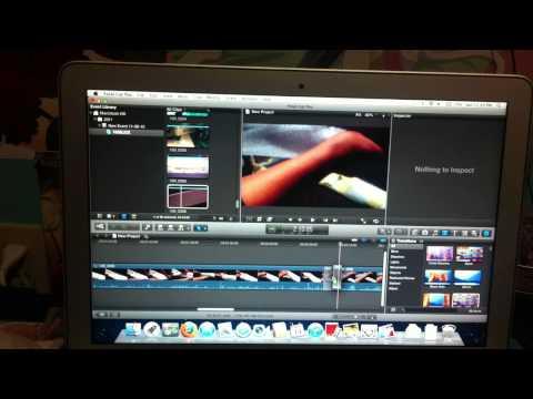 Final Cut Pro X Performance on Macbook Air 2011 I5 1.7GHZ