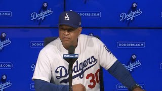 CWS@LAD: Roberts discusses the Dodgers