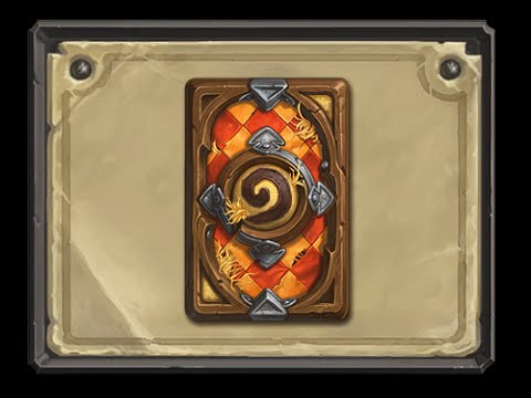 Hearthstone - Getting the August 2015 Tournament Grounds Card Back