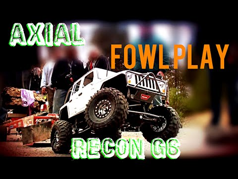 ESP RC | AXIAL FOWL PLAY RECON G6 | OREGON RC ADVENTURE