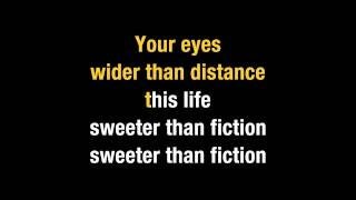 Taylor Swift   Sweeter Than Fiction