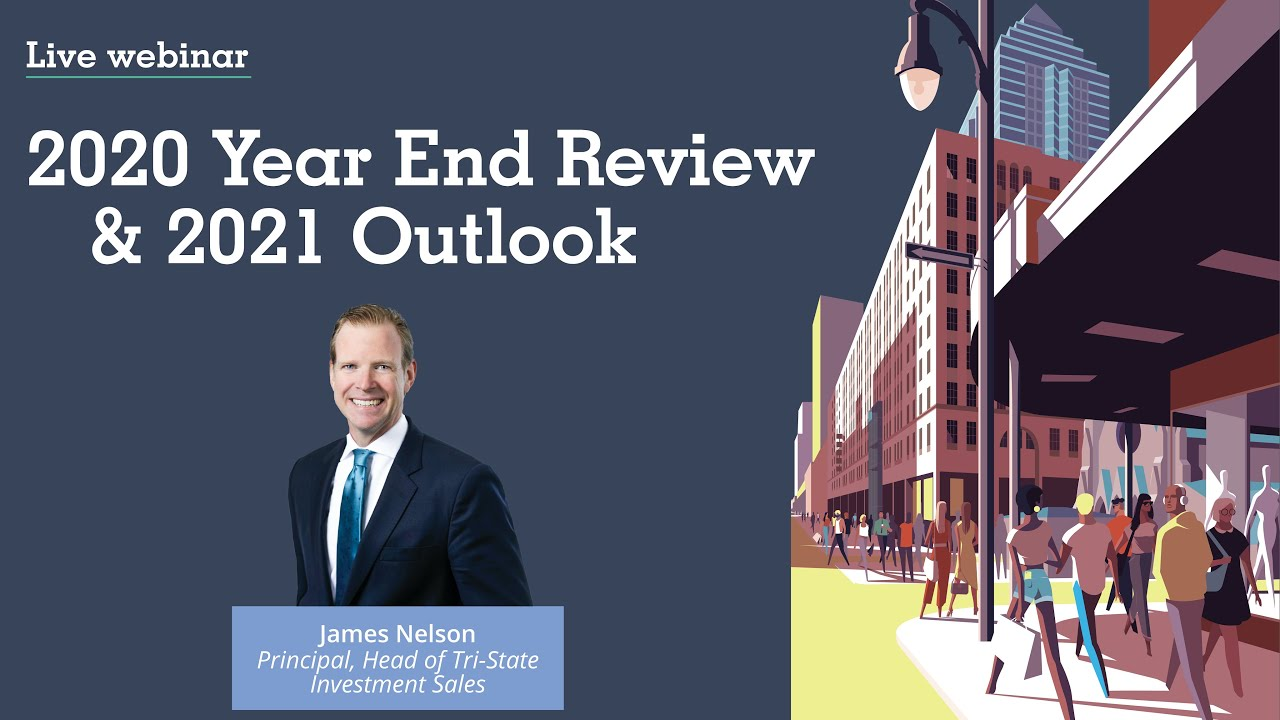 2020 Year End Review & 2021 Outlook With James Nelson